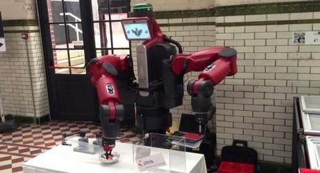 Usine du Futur: GT Logistics investit dans la robotique | industrie Bordeaux Gironde | Scoop.it