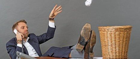 L'ennui au travail | Les souffrances ... dans l'activité professionnelle. | Scoop.it