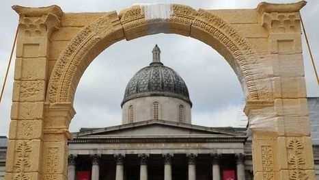 3D technology recreates 2,000-year-old monument | BBC | Kiosque du monde : A la une | Scoop.it