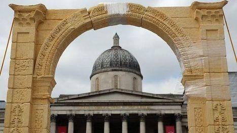 3D technology recreates 2,000-year-old monument | BBC | Kiosque du monde : A la une | Scoop.it