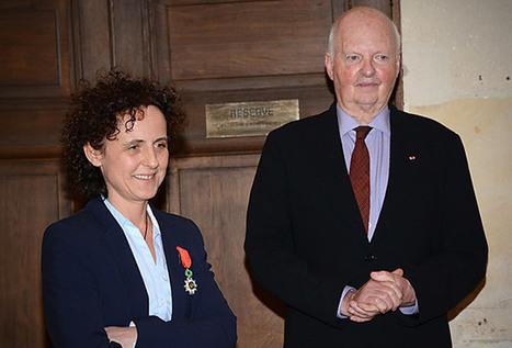 La légion d'honneur pour une infirmière spécialisée en plaies ... - ActuSoins   CRDM Croix Rouge Française Site de Lyon   Scoop.it