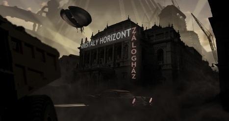 A hívó - interjú a magyar sci-fi rövidfilm alkotóival | Sci-Fi Chronicle | Scoop.it