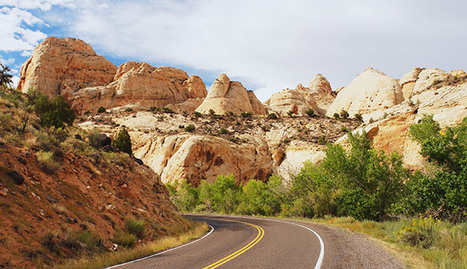 Perfect Day in Capitol Reef National Park | AmeriKat | Scoop.it
