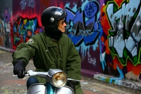 Mod Culture - Scooters and Fashion along the Thames London | Vintage and Retro Style | Scoop.it
