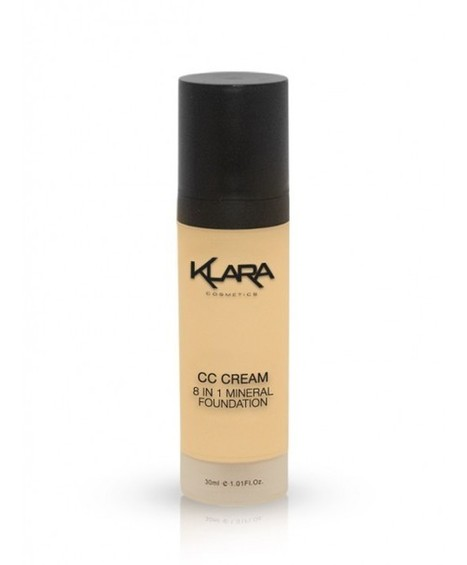 Best Mineral Foundation, 8 in 1 CC Cream MIneral Foundation | Professional Makeup Online | Scoop.it