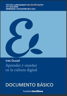 Libro - Aprender y enseñar en la cultura digital | Educacion, ecologia y TIC | Scoop.it