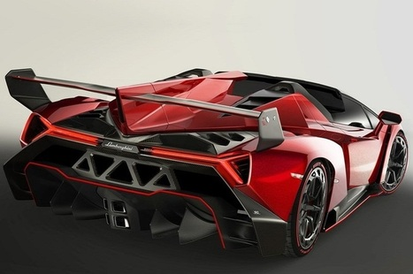2014 Lamborghini Veneno Roadster Price and Specification Detail | CarsPiece | Scoop.it