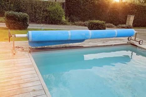 Bâche de piscine   Travaux Extérieurs   Scoop.it