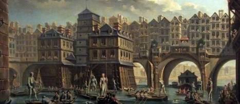 Écoutez Paris au XVIIIe siècle ! | Clic France | Scoop.it