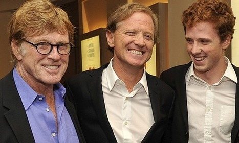 How Robert Redford's family are changing our thinking on dyslexia | education | Scoop.it