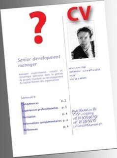 La estructura del Currículum perfecto - Donde Hay Trabajo | Empleo 2.0 y Marca Personal | Scoop.it
