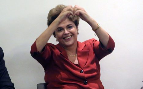 Dilma #Rousseff claims her downfall in #Brazil is 'clearly' a #coup after leaked tape ensnares her critics | The uprising of the people against greed and repression | Scoop.it