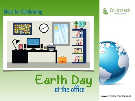 Earth Day at the Office [VIDEO] | Sustainability Best Practices | Scoop.it