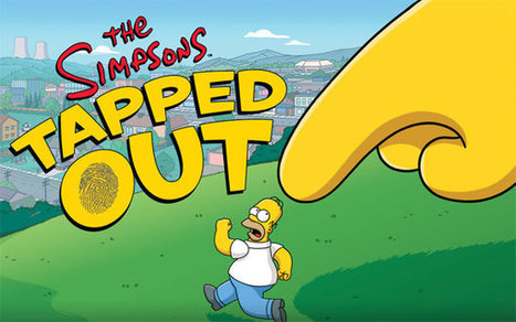 The Simpsons™: Tapped Out v4.6.0 Mod (Unlimited Donuts/Money) - APK Pro World™ | APK Pro World | Scoop.it