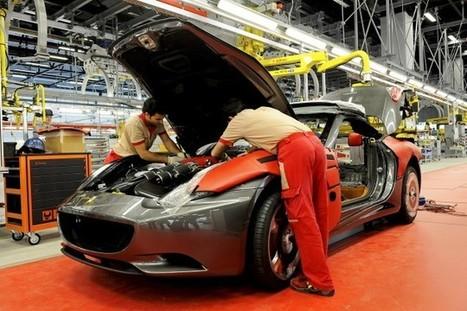 Marchionne compte bien produire plus de Ferrari !   Marketing Automobile ( marketing, business et strategie)   Scoop.it