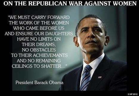 On the Republican War Against Women | Coffee Party Feminists | Scoop.it