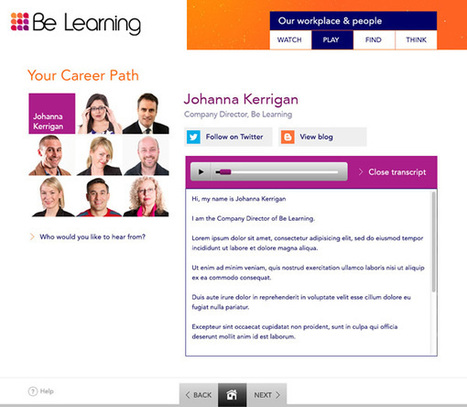Creating Digital Onboarding Experiences that Stick   Sales Learning and Development (L&D)   Scoop.it
