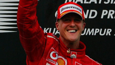 Michael Schumacher fighting for his life, doctors say - CBS News | CLOVER ENTERPRISES ''THE ENTERTAINMENT OF CHOICE'' | Scoop.it