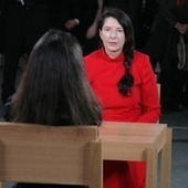 The Brian Lehrer Show - Watch: Marina Abramovic Experiments with Neuroscience + Art | Behavioral Tech | Scoop.it