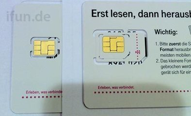 Nano-SIM for next iPhone makes appearance ahead of launch? | NanoTechnology Revolution | Scoop.it