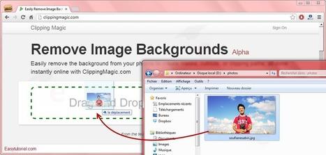 Enlevez l'arrière plan de vos images facilement avec cet outil magique ! | News Tech Algérie | Scoop.it