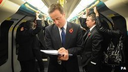 PM 'not ruling out' Tube strike ban | Unions and Labour | Scoop.it