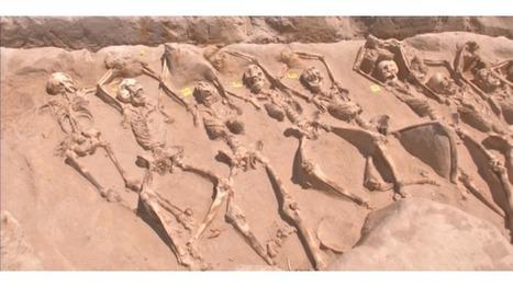 Grèce: 80 squelettes exhumés d'un cimetière antique | Epic pics | Scoop.it