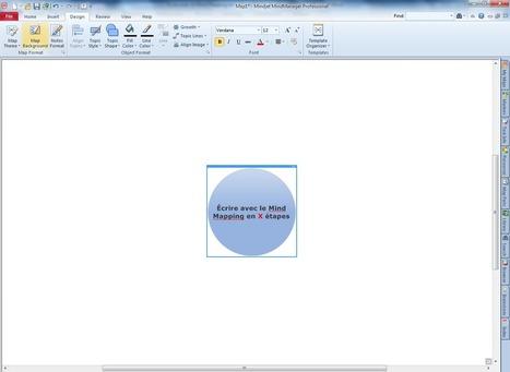 Écrire avec le Mind Mapping en 4 étapes - Blog Management Visuel | Medic'All Maps | Scoop.it