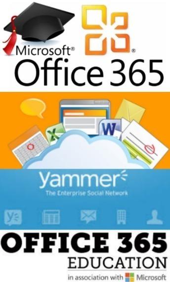 Logiciel professionnel gratuit 2014 Microsoft Office 365 Éducation A2 + Yammer Enterprise , Licence gratuite pour enseignants... | séquences-pédagogiques-en-fle | Scoop.it