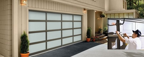Ensure safety of your home with timely repair and service of your garage door | Garage Door Service | Scoop.it