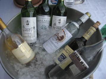 HOW TO: chill wine in five minutes - Dr Vino's wine blog | Epicure : Vins, gastronomie et belles choses | Scoop.it
