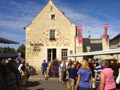 Oenotourisme : les vignobles de Touraine attirent toujours plus de ... - France Bleu | Oenotourisme | Scoop.it
