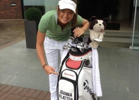 Le Figaro Golf - Actu Golf - Joanna Klatten : « Je me suis endurcie… » | Nouvelles du golf | Scoop.it