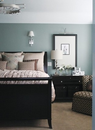 Bedroom design ideas for your best sleep ever - Silk Interiors Wallpaper | Wallpaper | Scoop.it