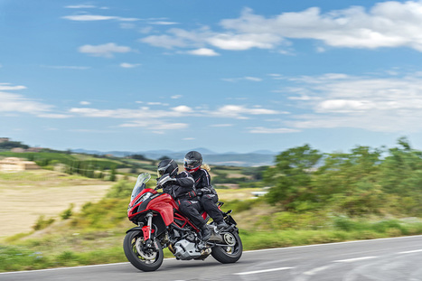 Ducati Dream Tour 2016, five unforgettable weekends on the new Ducati models | Motorcycle Industry News | Scoop.it