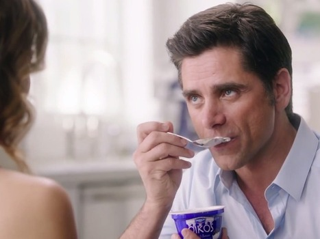 Super Bowl Ads Go Healthy: Selling Yogurt With A Steamy Kiss | Sex Marketing | Scoop.it