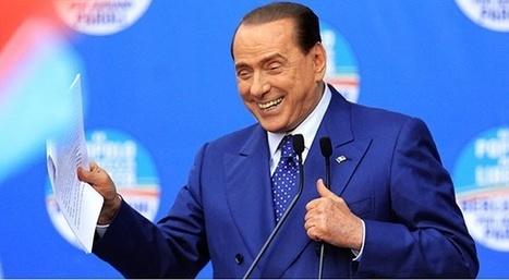 Berlusconi et «Aube dorée», le destin de l'Europe se joue au sud | Slate | Union Européenne, une construction dans la tourmente | Scoop.it