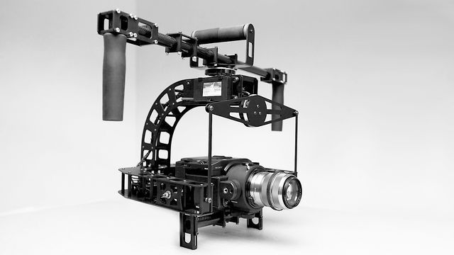 Cinescopophilia: Rotorview Brushless Gimbal Cam...