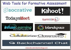 Educational Technology and Mobile Learning: 8 Excellent Tools for Formative Assessment to Try With Your Students | IKTak Hezkuntzan | Scoop.it