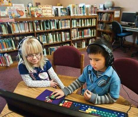 Central City library gets 5th 5-star rating Social media, Pinterest parties draw patrons | LibraryLinks LiensBiblio | Scoop.it