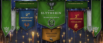 Pottermore Insider: Congratulations to Slytherin on Winning the third House Cup | Pottermore | Scoop.it