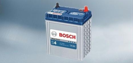 Bosch S4 Batteries, S4 Batteries, Batteries   bosch   Scoop.it