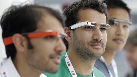 Google Glass va révolutionner la pub | Technologies & Usages | Scoop.it