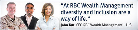 The Woo Group RBC Wealth Management Tokyo Diversity and Inclusion | RBC Woo | Scoop.it