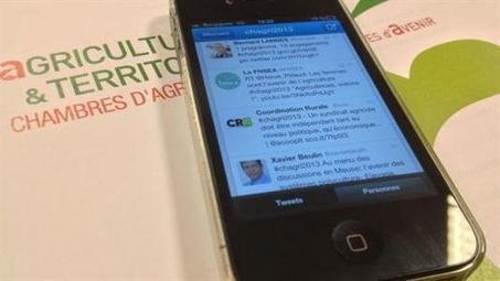 Première campagne 2.0 pour les élections Chambres d'agriculture 2013 : les réseaux sociaux  en force ! | Agriculture et réseaux sociaux | Scoop.it
