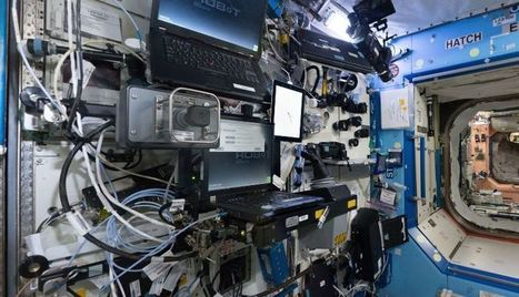 Look Inside the International Space Station With This Interactive Tour | More Commercial Space News | Scoop.it