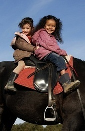 Horse Therapy Helps Kids With Autism Get in Step | Autism & Special Needs | Scoop.it