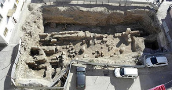 Ancient road uncovered in Turkey's Tarsus | The Archaeology News Network | Kiosque du monde : Océanie | Scoop.it