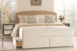 A good night's sleep in a new bed. | interior design | Scoop.it