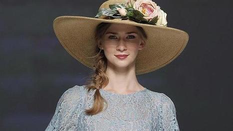 La bohemia inspira la nueva colección de Matilde Cano | Pasarela de Moda | Scoop.it